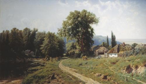 Картины русских художников 18-20 веков 2 (272 работ)