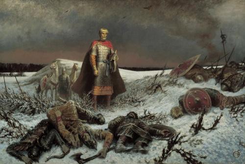 Картины русских художников 18 20 веков 2