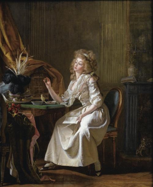 Французский художник Michel Garnier (1753 - 1819) (19 работ)