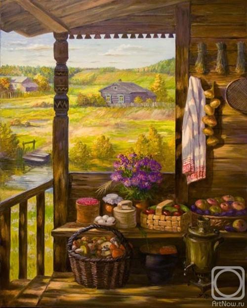 Работы художницы Нины Красновой (11 фото)
