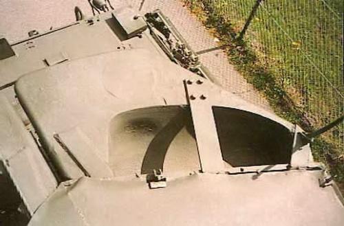 Фотообзор - американская САУ Achilles M10 (49 фото)