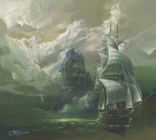 Работы художника Коваль Владислава (58 фото)