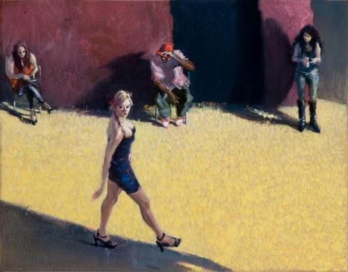 Работы современного художника Америки David FeBland (21 работ)