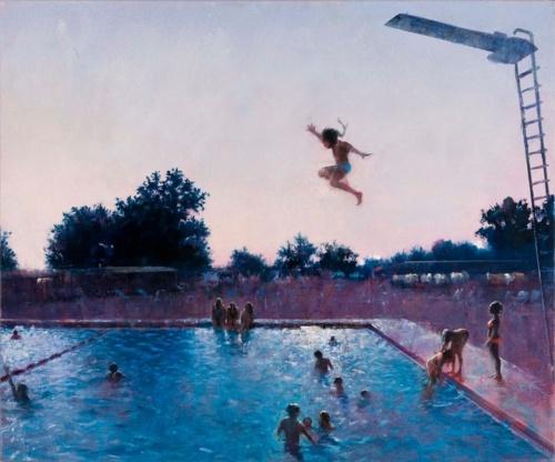 Работы современного художника Америки David FeBland (21 фото)