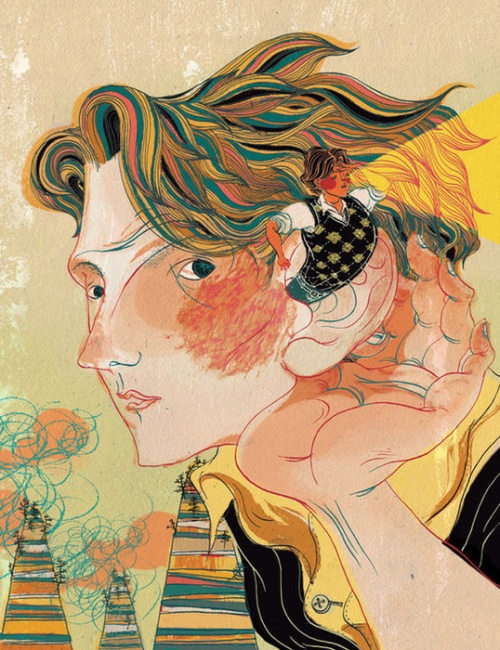 Оригинальные иллюстрации Victo Ngai (27 работ)
