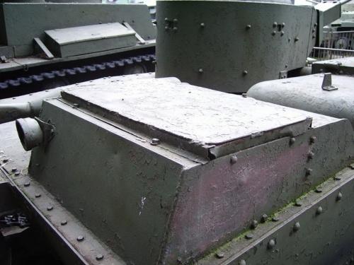 Фотообзор - советский плавающий танк Т-38 (30 фото)