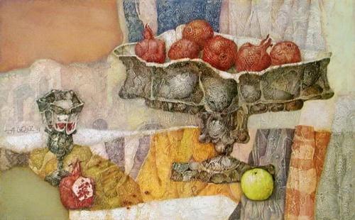 Неуловимое настроение художника Александра Сигова (26 работ)