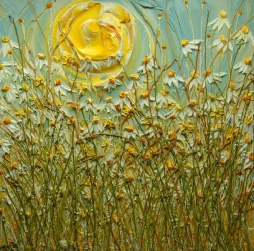Объёмная живопись Джастина Геффри (14 работ)