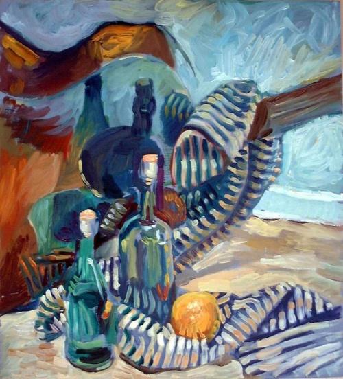 Работы современного художника Польши Piotr Antonow (21 работ)