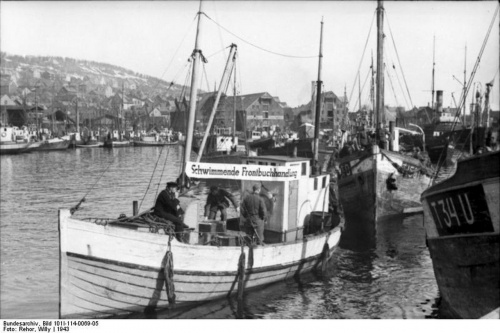 Фотографии из немецкого федерального архива часть 42