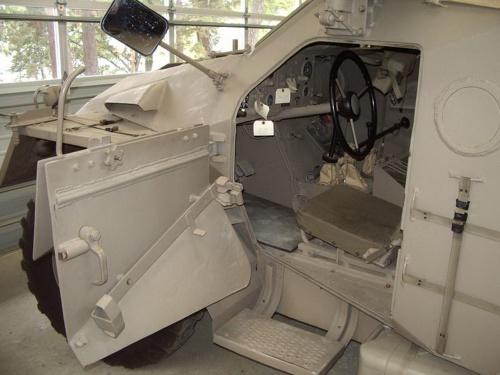 Советский бронетранспортер БТР-40 (30 фото)