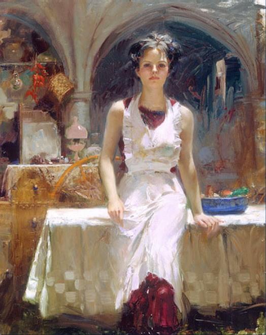 Alfredo protti painter nude - 2 5
