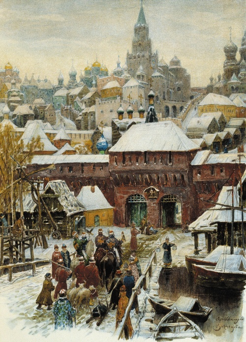 Картины русских художников 18-20 веков (189 работ)