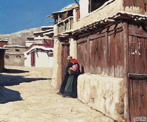 Работы художника Bao Zhen (17 работ)