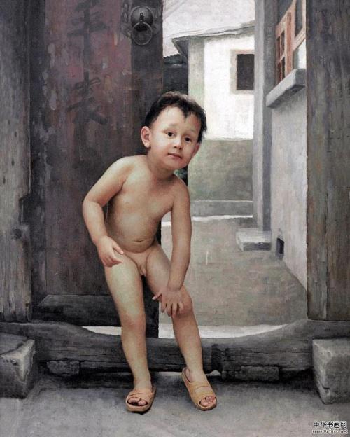 Работы художника Bao Zhen (17 фото)