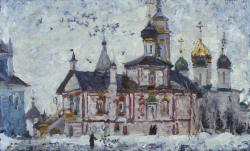 Живопись Михаила Абакумова (15 фото)