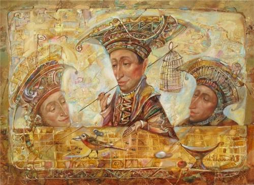 Работы художника Александра Шабанова (14 фото)