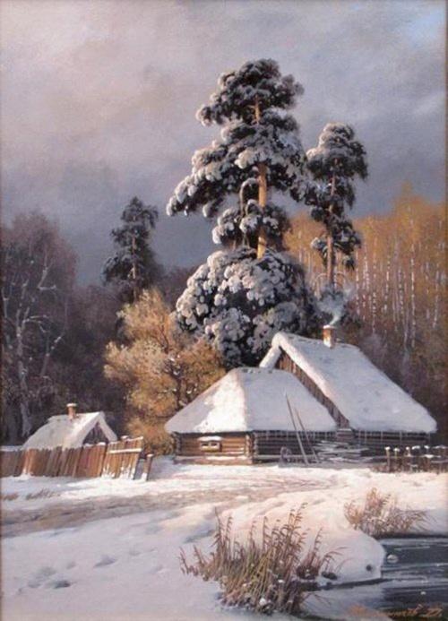 Работы художника Колпашникова Дмитрия (23 работ)