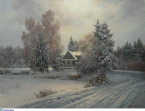 Работы художника Колпашникова Дмитрия (23 фото)