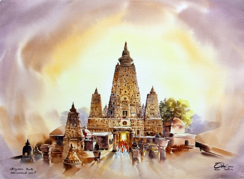 Художник из Тайланда Thanakorn Chaijinda (42 работ)