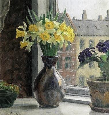Натюрморты Camilla Gobl-Wahl (Austrian, 1871-1965) (24 фото)