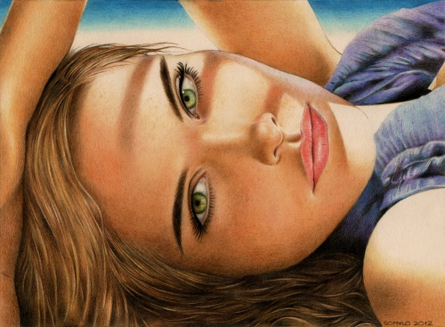 Artworks by Jose Angel Somalo Tena (35 фото)