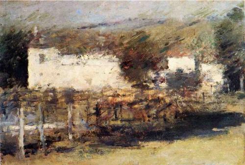Американский импрессионист - Теодор Робинсон 1852-1896 (143 фото)