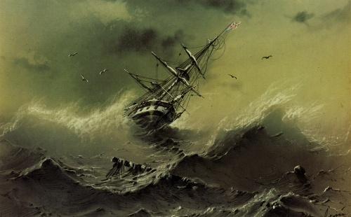 Мастера живописи: Айвазовский Иван Константинович (Ivan Aivazovsky), 1817–1900 г.г. (74 фото)