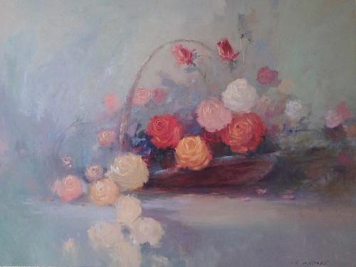Румынский художник Ivica Petras (15 работ)