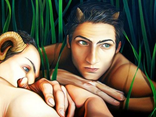 Работы современного художника Бразилии Gabriel Perrone (21 работ)