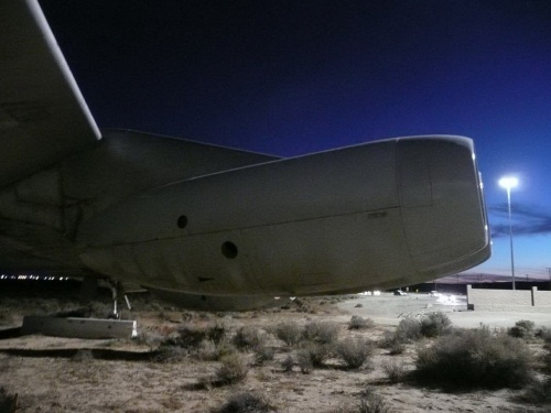 Американский стратегический бомбардировщик Boeing NB-52B Stratofortress (84 фото)