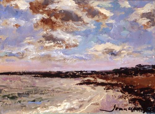 Художник Joan Marti Aragonès (1936-2009) (45 фото)