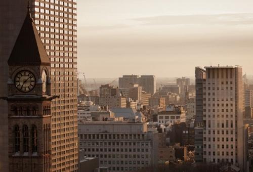 Городские пейзажи от Tom Ryaboi (30 фото)