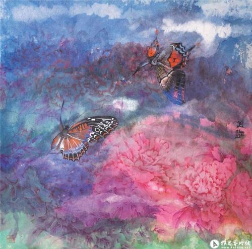 Работы художника Jiang Meiyan (30 работ)