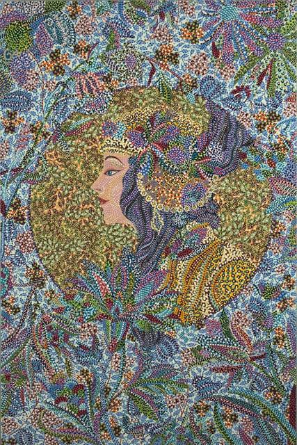 Erika Pochybova - Johnson. Удивительные картины (18 фото)