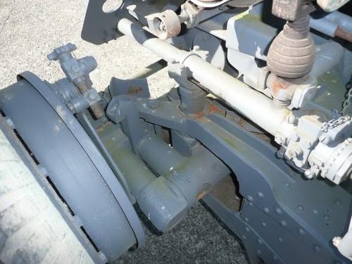 Фотообзор - немецкая гаубица калибра 10.5cm le FH 18 (48 фото)