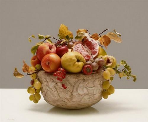 Потрясающие работы художника Лучиано Вентрон в стиле