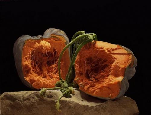 """Потрясающие работы художника Лучиано Вентрон в стиле """"фотореализм"""" (17 фото)"""