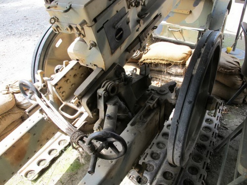 Фотообзор - немецкая горная пушка калибра 7.5 cm Gebirgsgeschutz 36 (40 фото)