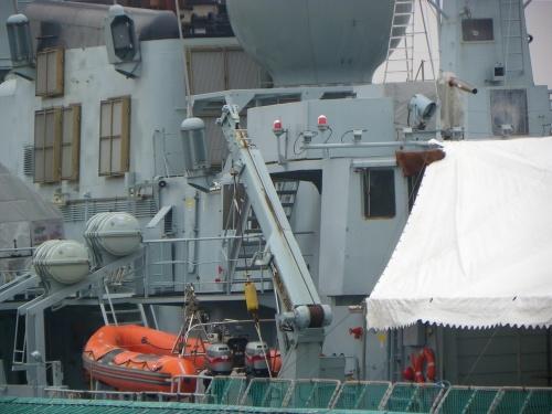 Датский патрульный фрегат типа Thetis (70 работ)