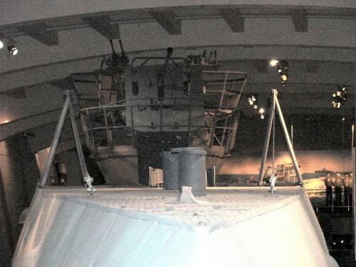 Немецкая подводная лодка U-505 типа IXc (57 фото)