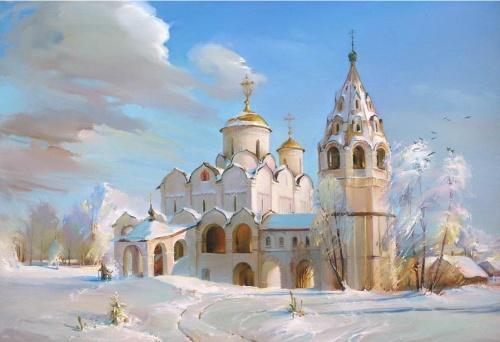 Красивейшие времена года художника Романова Романа (31 работ)