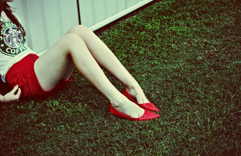 Разрезанные ноги фото 12 фотография