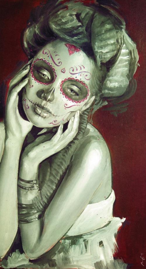 Художник Jorge Monreal (22 работ)
