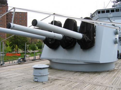 Американский ракетный крейсер USS Little Rock (26 фото)
