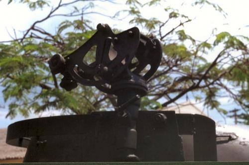 Фотообзор - американский бронеавтомобиль M8 Greyhound (24 фото)