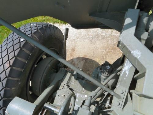 Фотообзор - американская противотанковая пушка T25 калибра 90mm (32 фото)