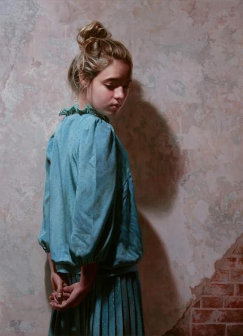 Обнаженный гиперреализм Robin Eley (14 работ)