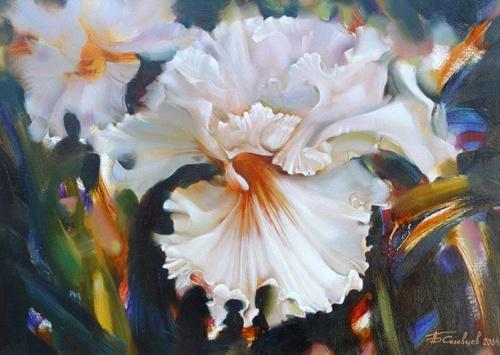 Яркие картины художника Анатолия Борисовича Соловцева (24 фото)