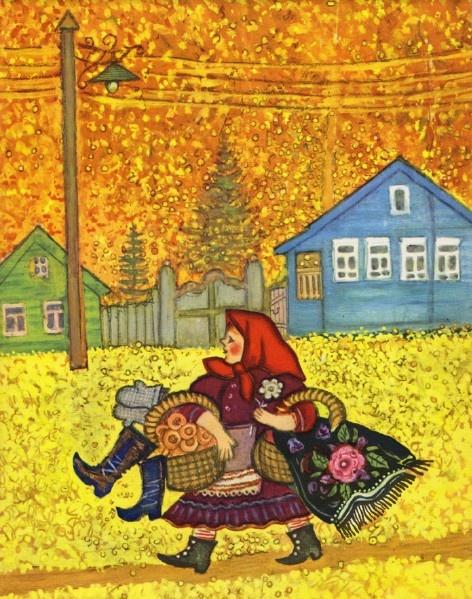 Любимые художники нашего детства - Васнецов Юрий Алексеевич (515 фото)